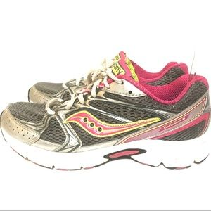 Saucony Cohesion 6 Athletic Comfort Sneakers Shoe